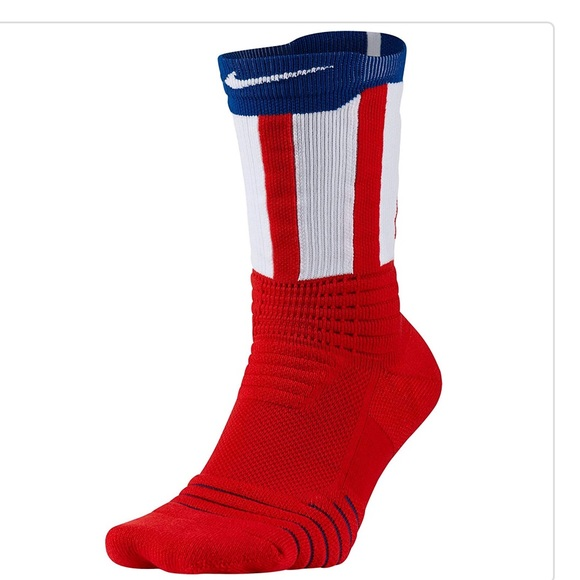 separation shoes 7a46a 41357 Nike Elite 4th of July Basketball Socks